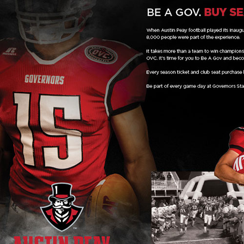 APSU football ticket 2015