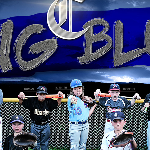 Little League All-Star Poster