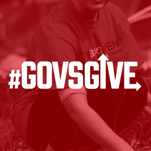 Govs Give Wordmark