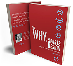 The Why of Sports Design book