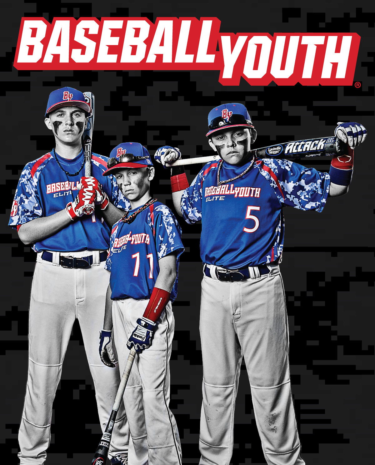 Baseball Youth banners