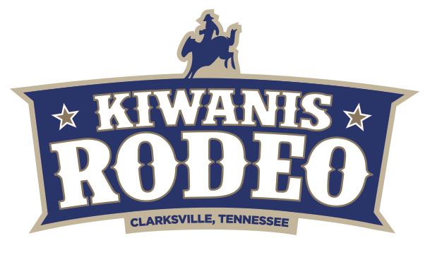 Kiwanis Rodeo logo