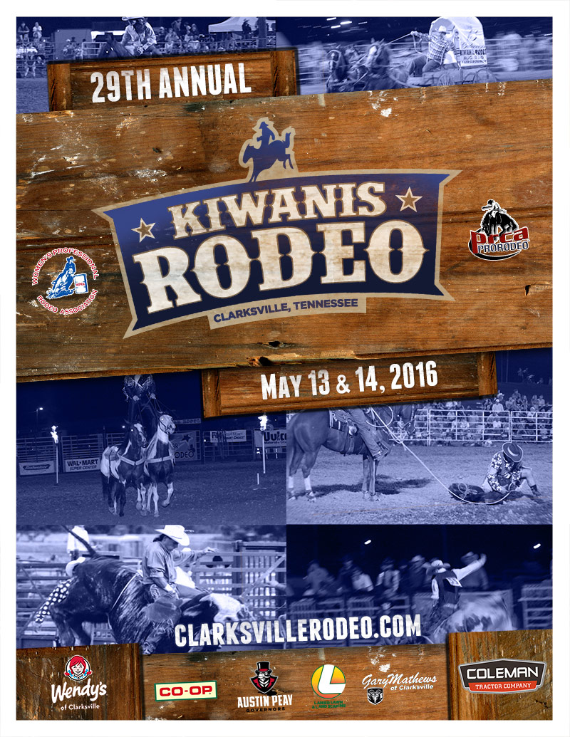 Kiwanis Rodeo program