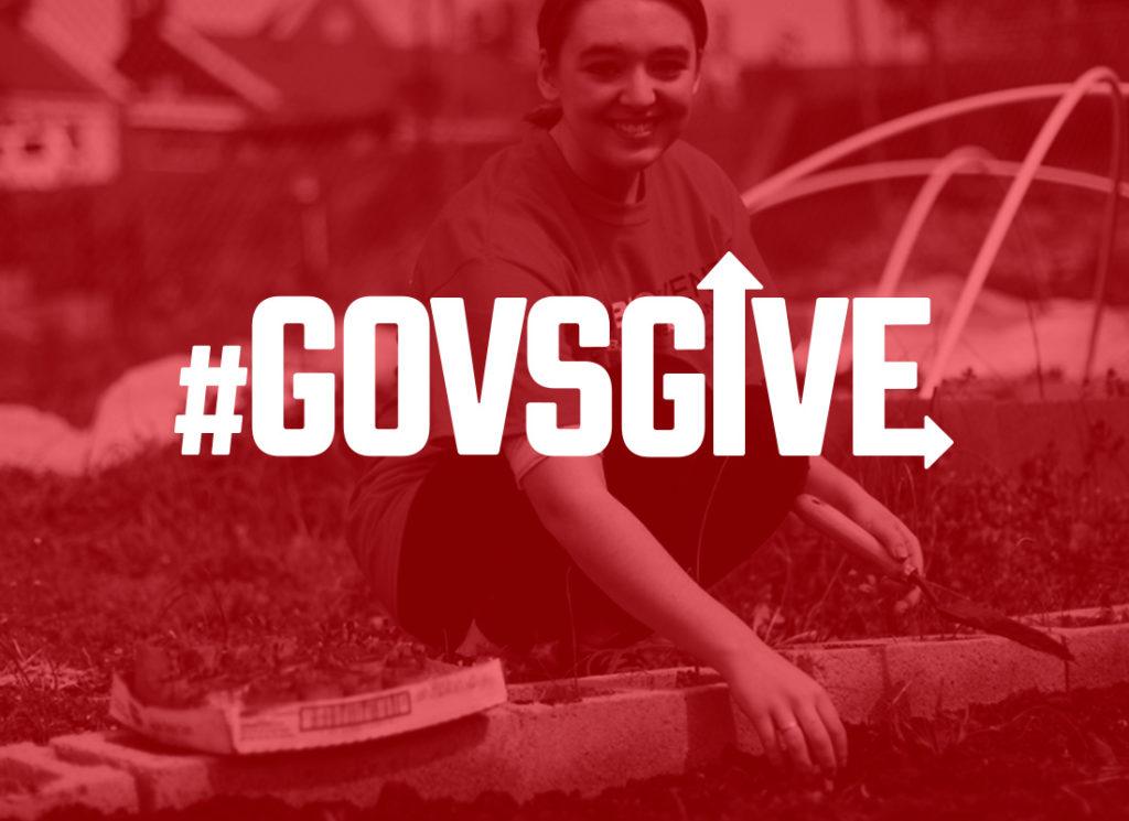 Govs Give social logo