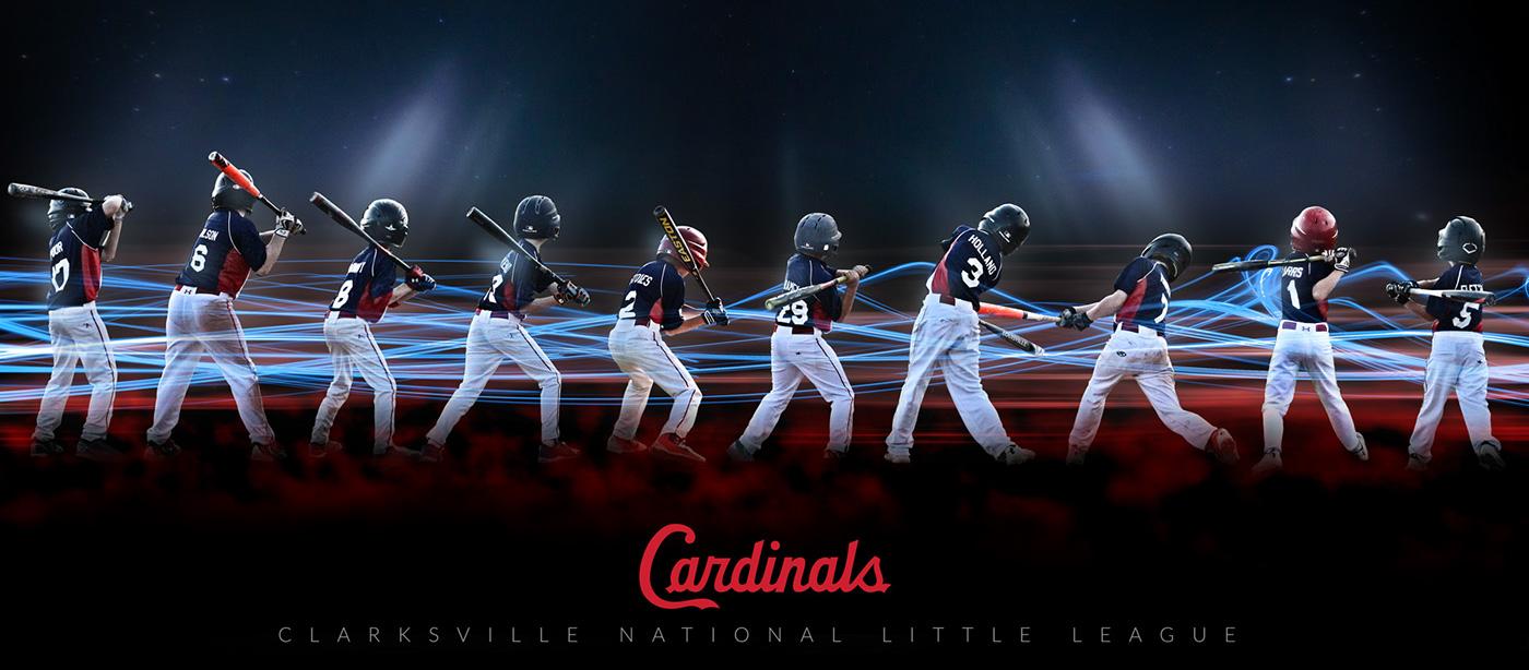 Little League poster