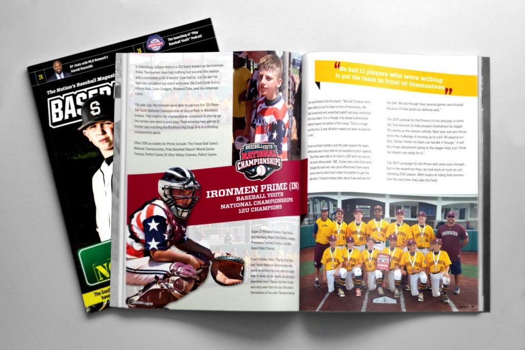 Baseball Youth magazine