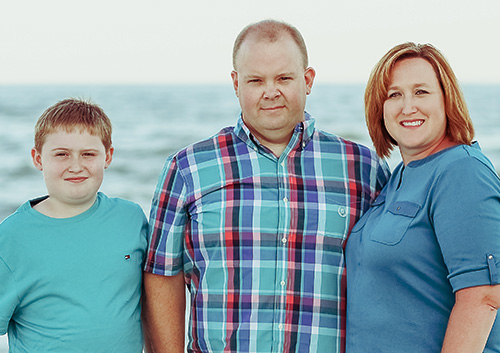 Steve Wilson family