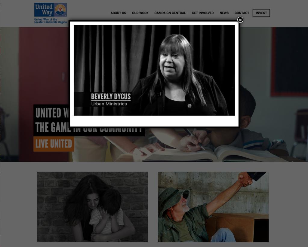 United Way website