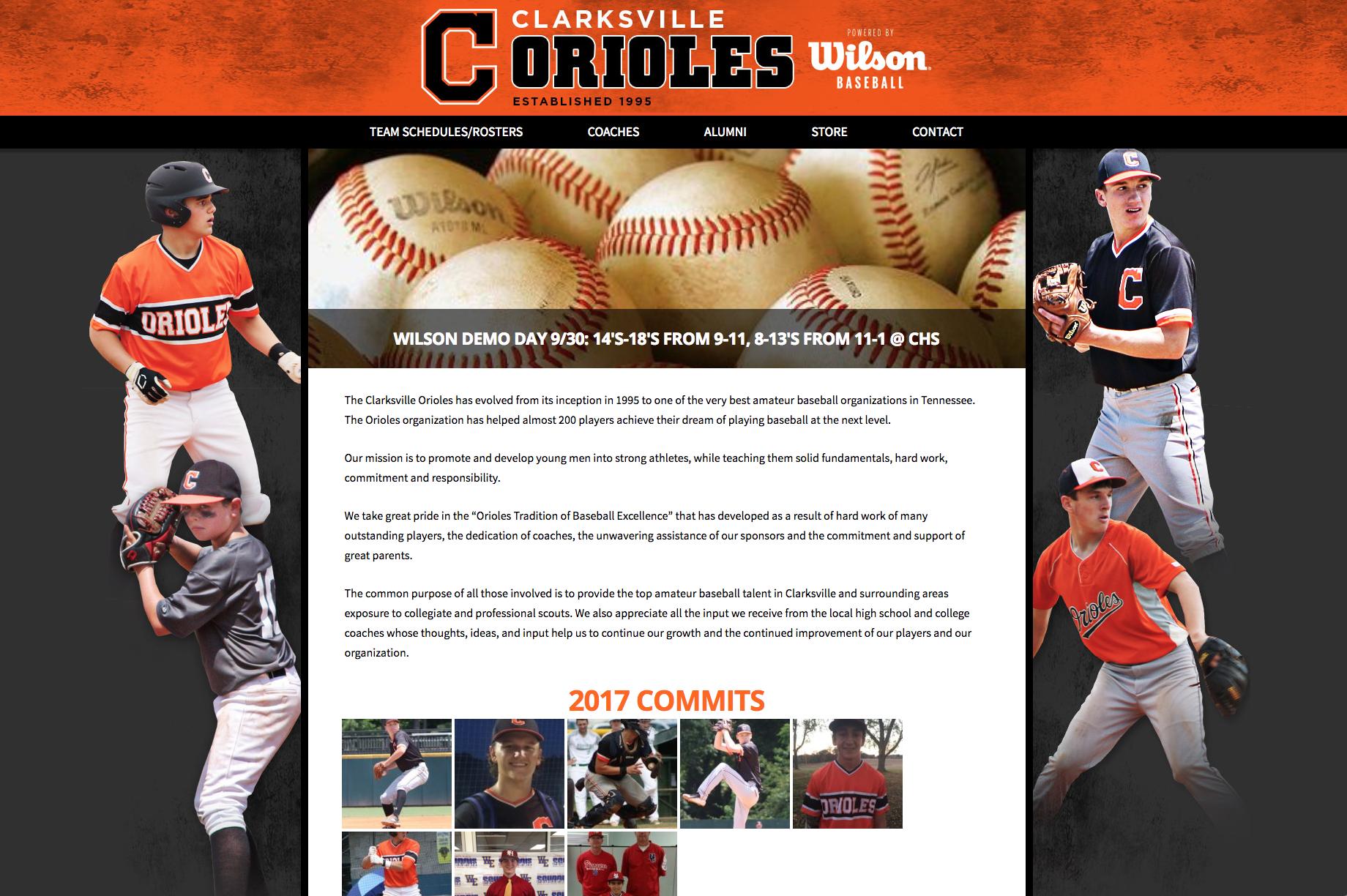 Clarksville Orioles