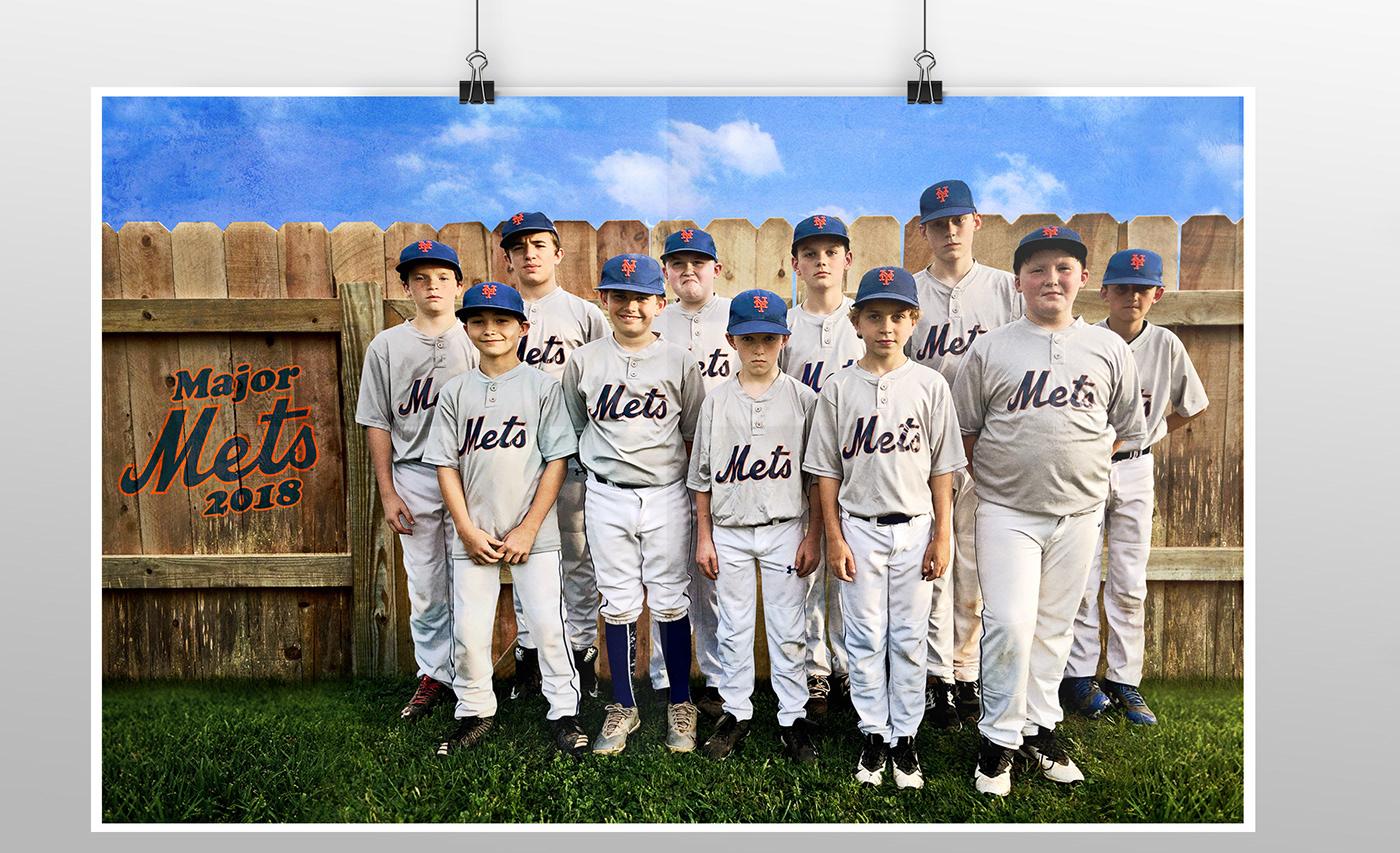 Mets poster
