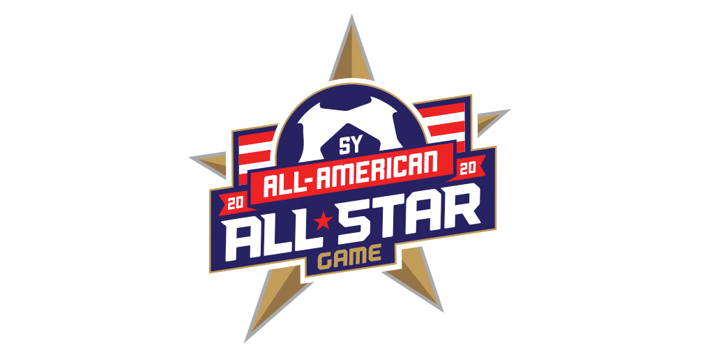 All AMerican All Star Game logo