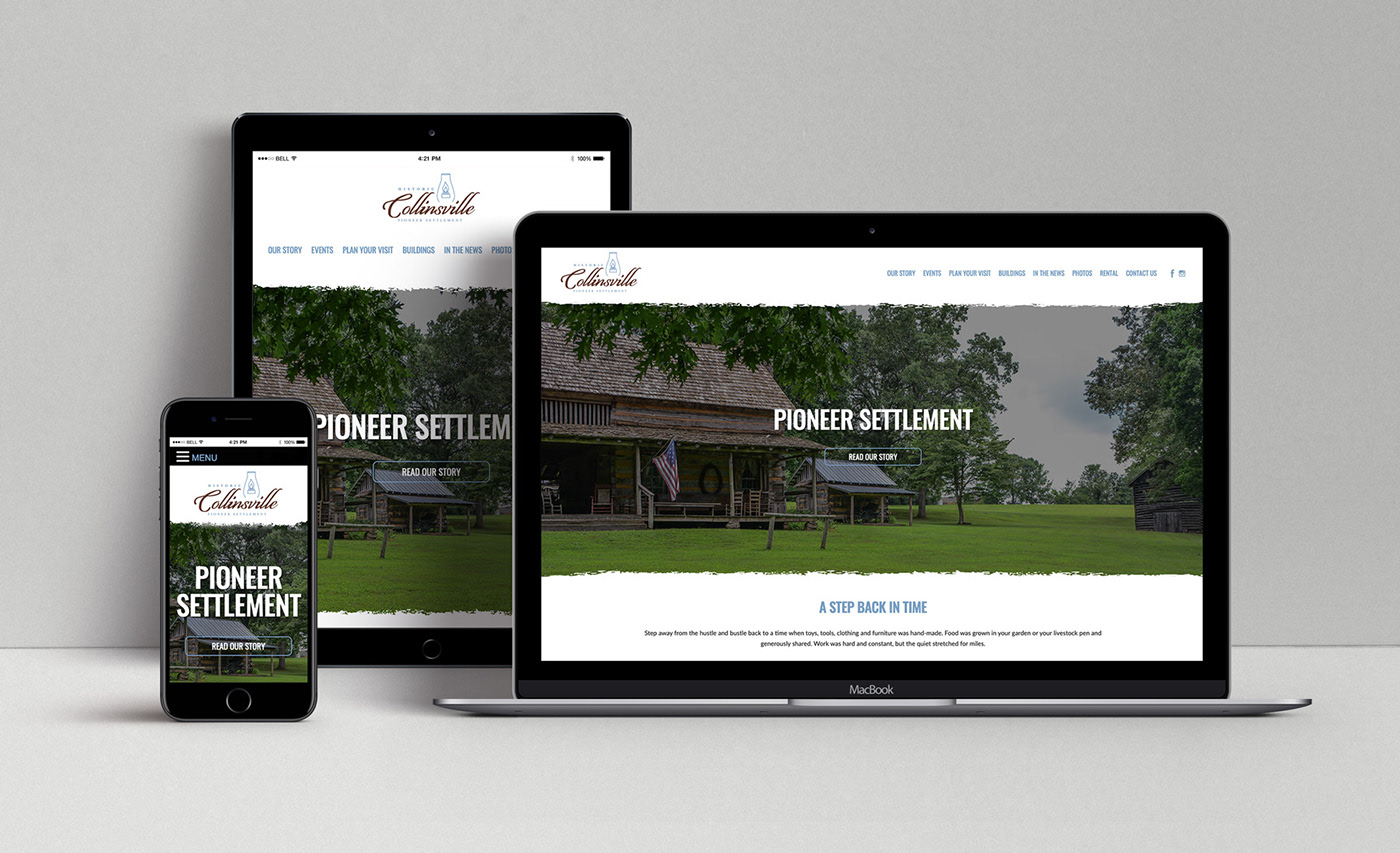 Historic Collinsville website