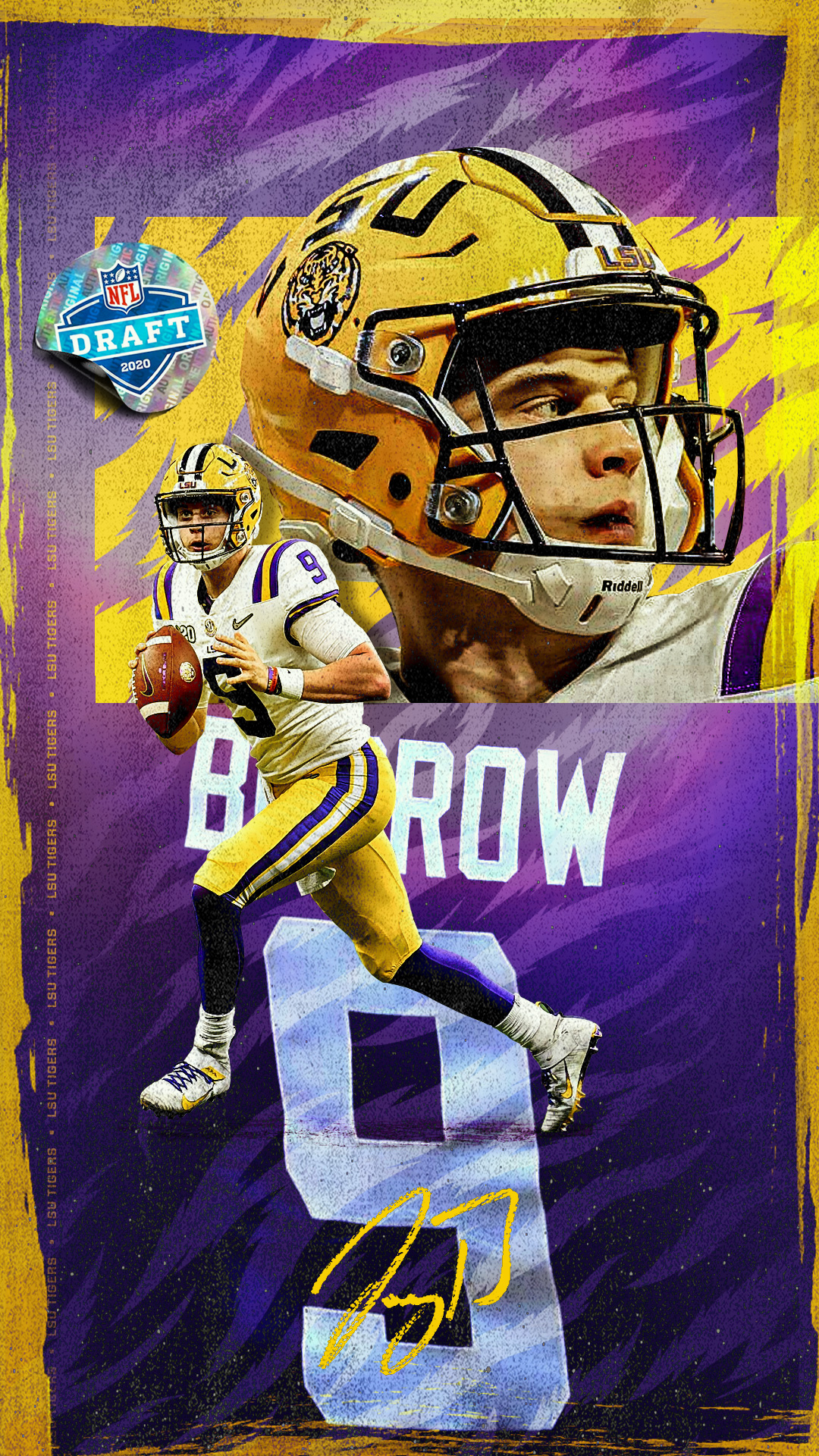 Joe Burrow walpaper