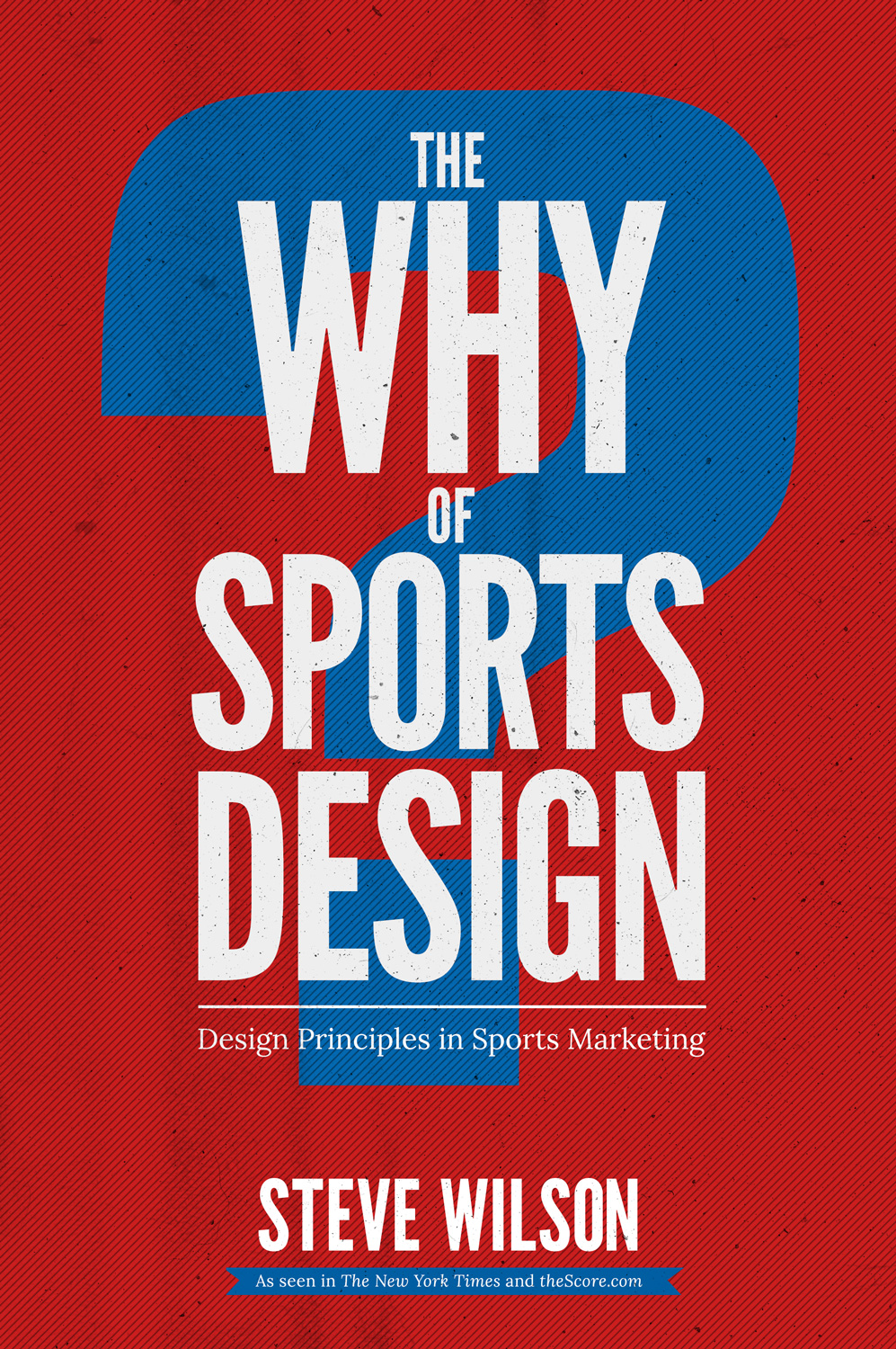 The Why of Sports Design front cover